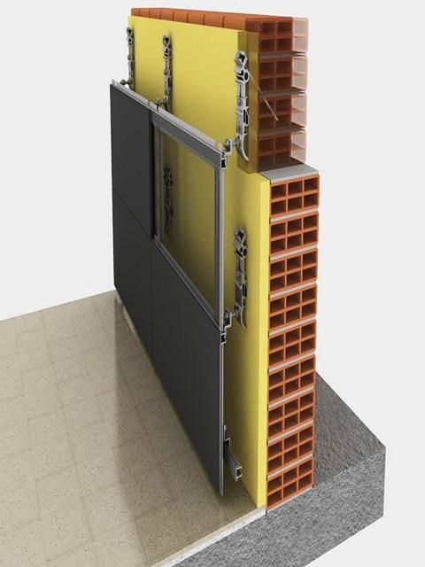 5 maneras de aislar la fachada de tu casa un aparejador - Paredes de pladur o ladrillo ...