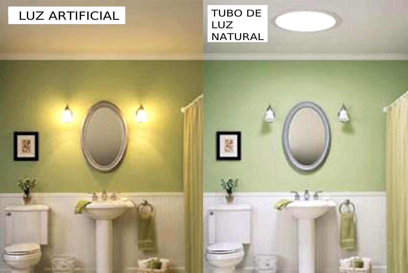 Iluminacion Natural Baños:Incluso tenemos cocinas que, por su orientación o por las ventanas